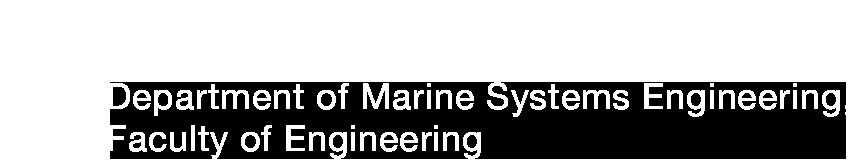 Department of Marine Systems Engineering, Kyushu University