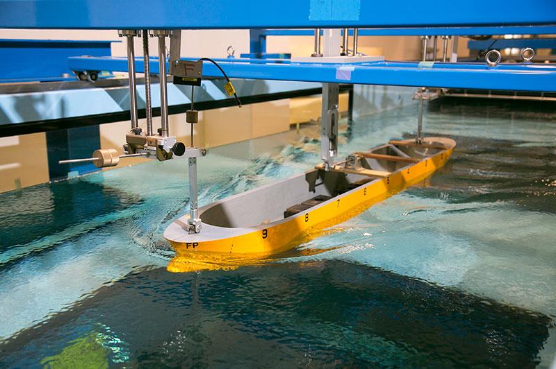 High-speed Circulating Water Tank